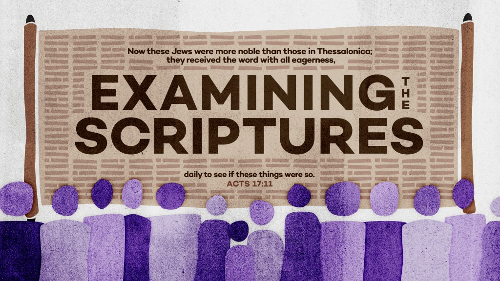 The Truth of The Scriptures
